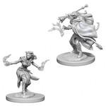 WizKids/Neca Nolzur's Female Tiefling Warlock