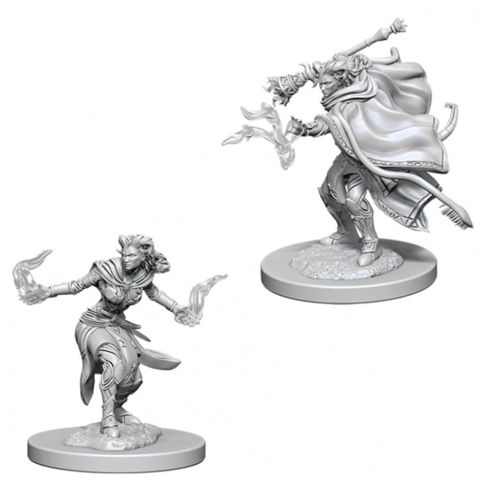 WizKids/Neca 73389 Nolzur's Female Tiefling Warlock