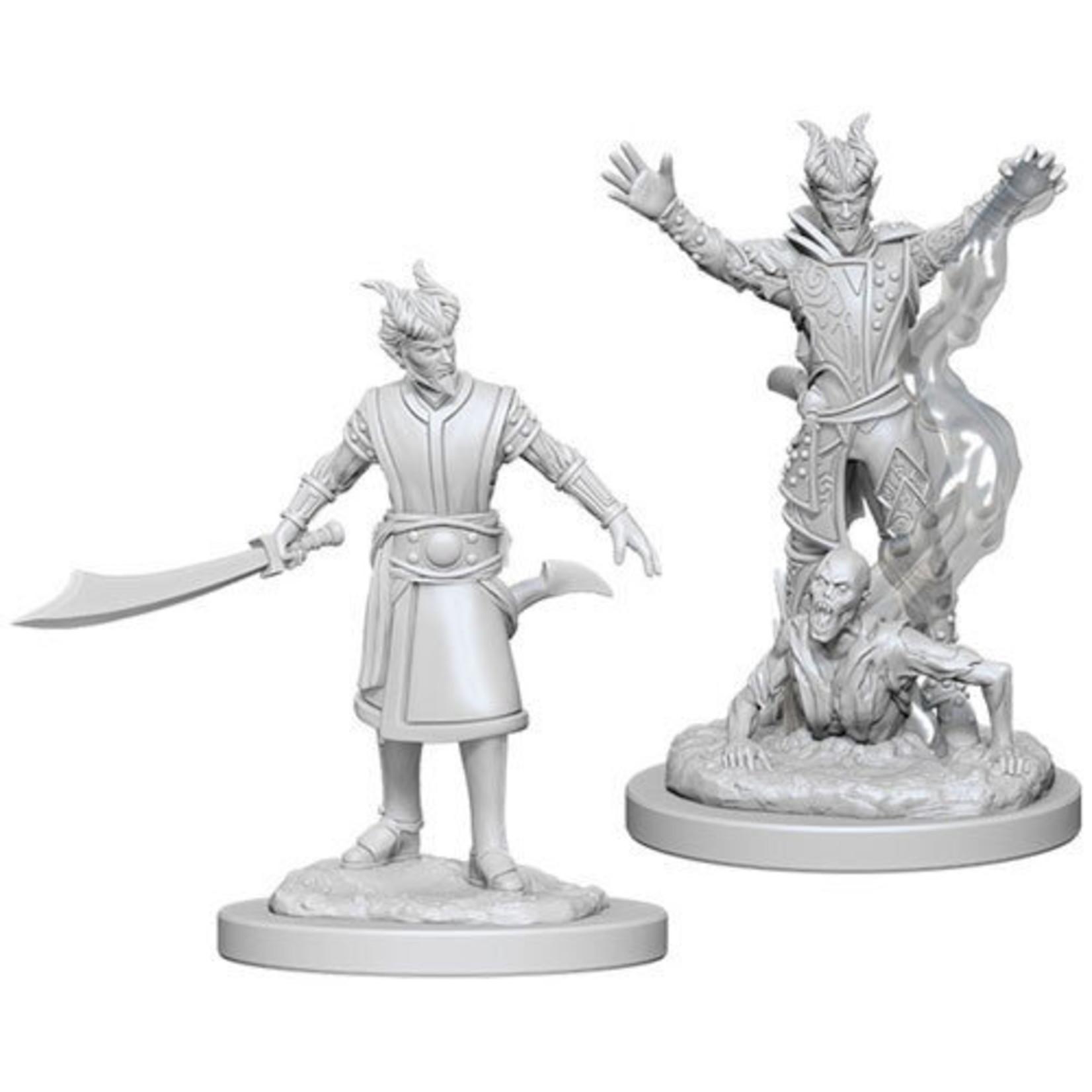 WizKids/Neca 73388 Nolzur's Male Tiefling Warlock