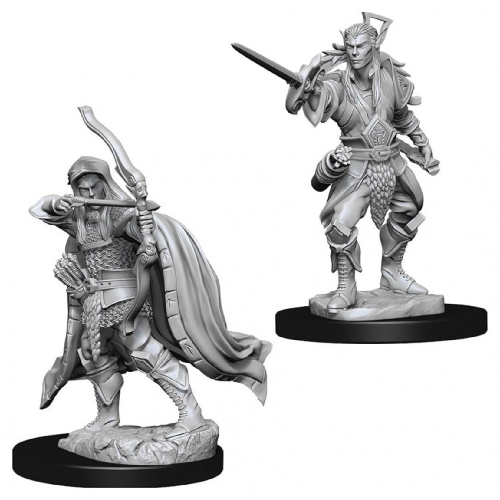WizKids/Neca 73539 Nolzur's Elf Male Rogue