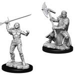 WizKids/Neca Nolzur's Half-Orc Female Fighter