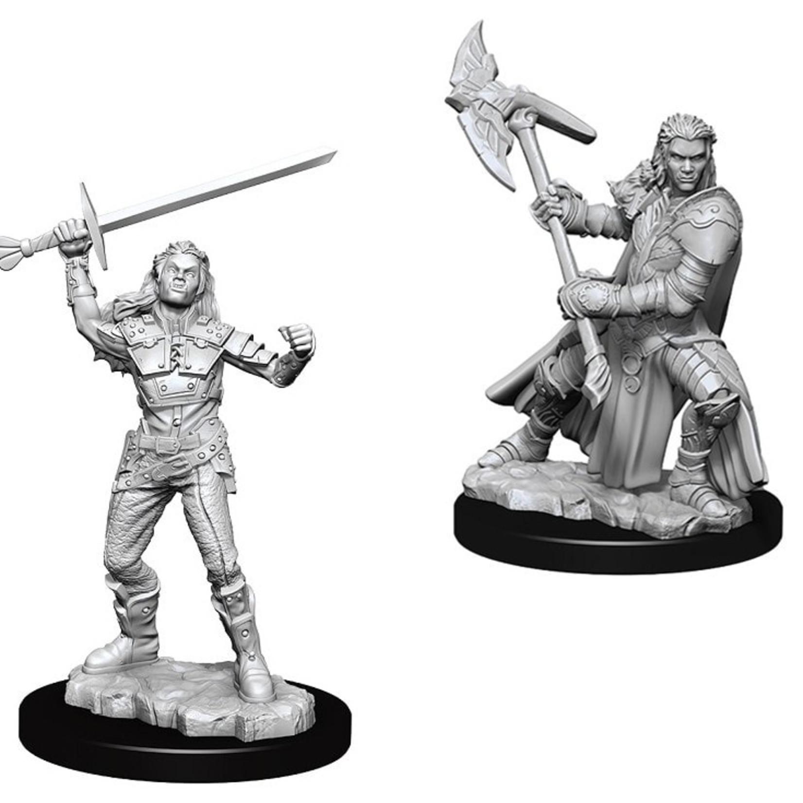 WizKids/Neca 73542 Nolzur's Half-Orc Female Fighter