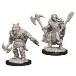 WizKids/Neca Nolzur's Male Half-Orc Barbarian