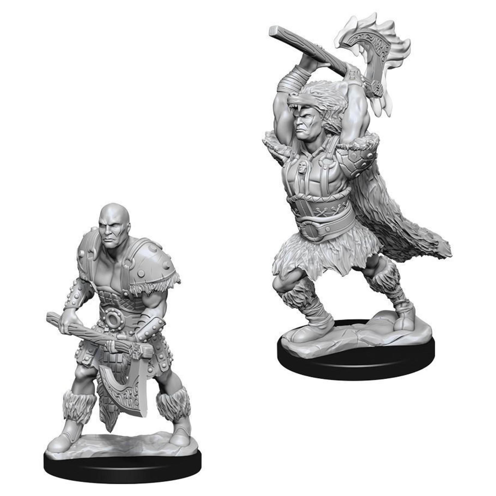 WizKids/Neca 73833 Nolzur's Male Goliath Barbarian