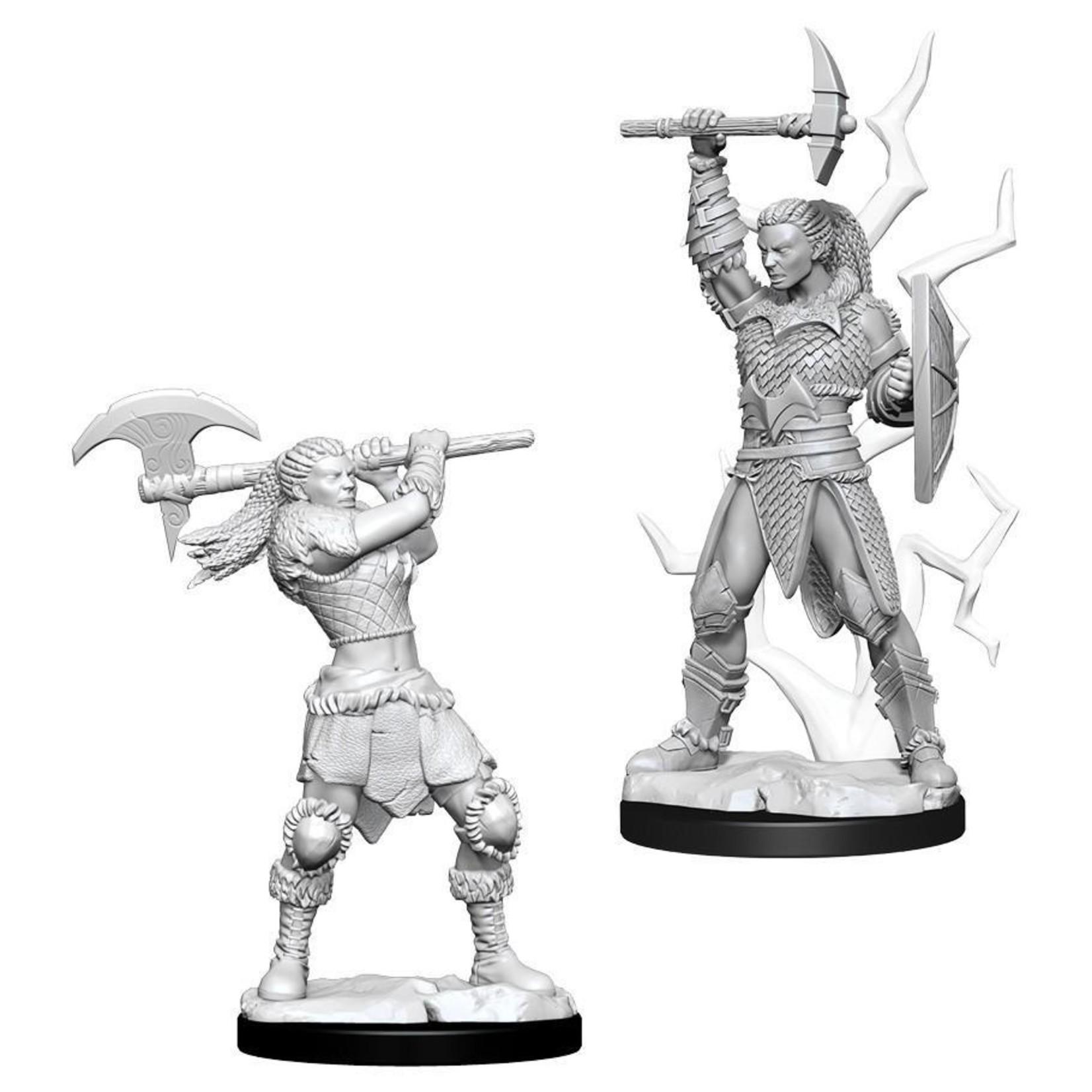 WizKids/Neca 73834 Nolzur's Female Goliath Barbarian