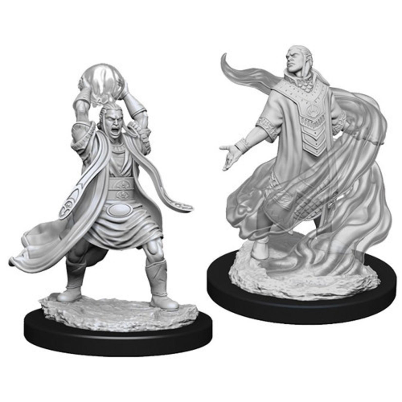 WizKids/Neca 90005 Nolzur's Male Elf Sorceror