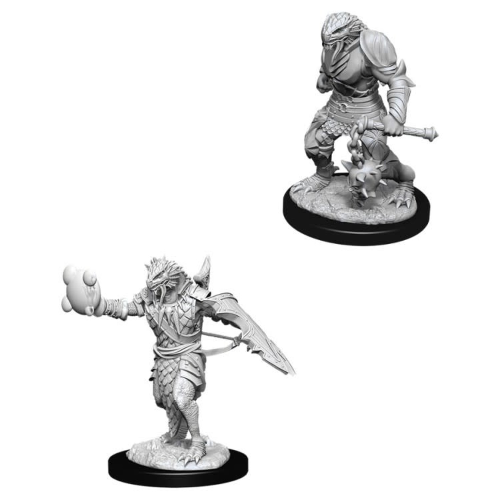 WizKids/Neca 90002 Nolzur's Male Dragonborn Paladin