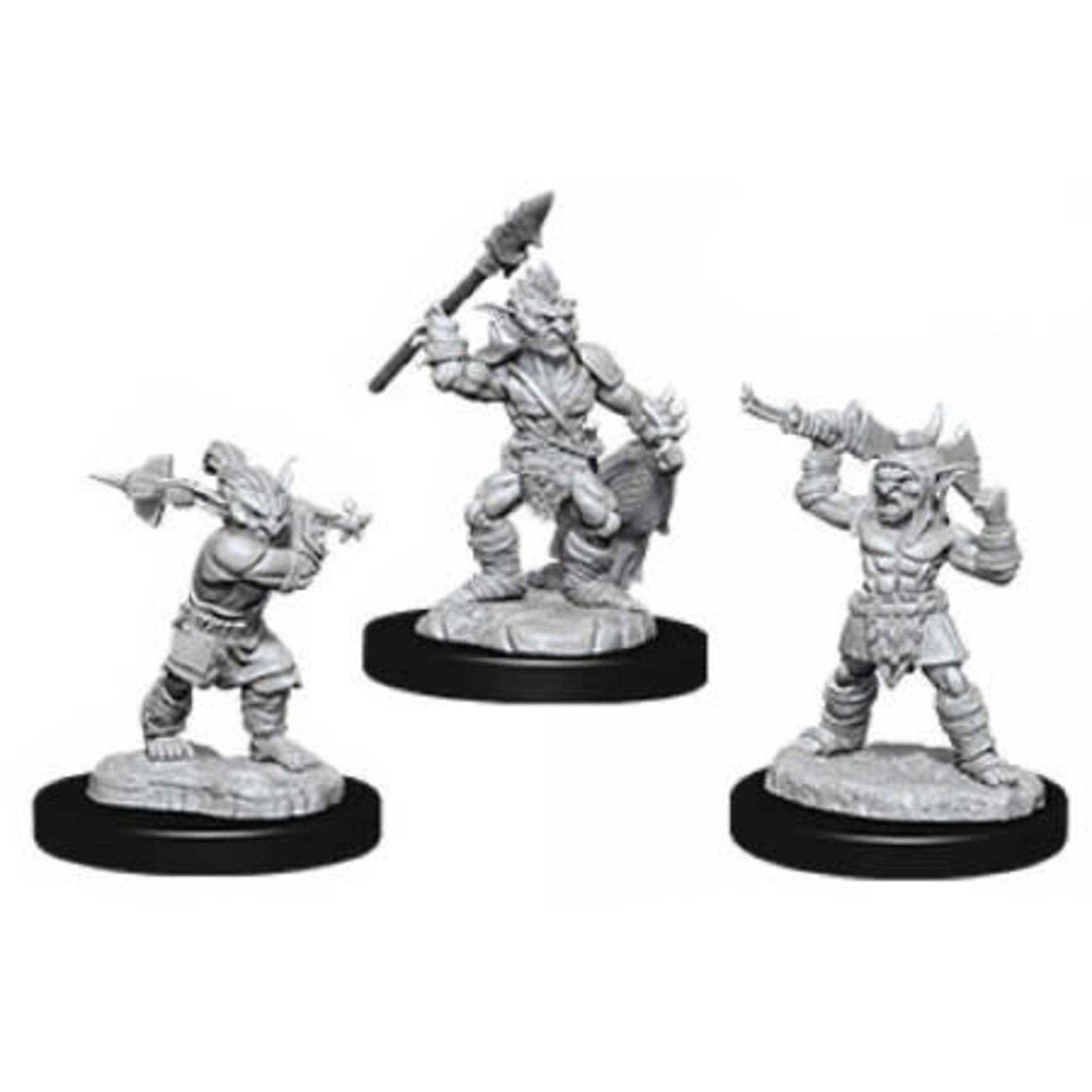 WizKids/Neca 90063 Nolzur's Goblins & Goblin Boss