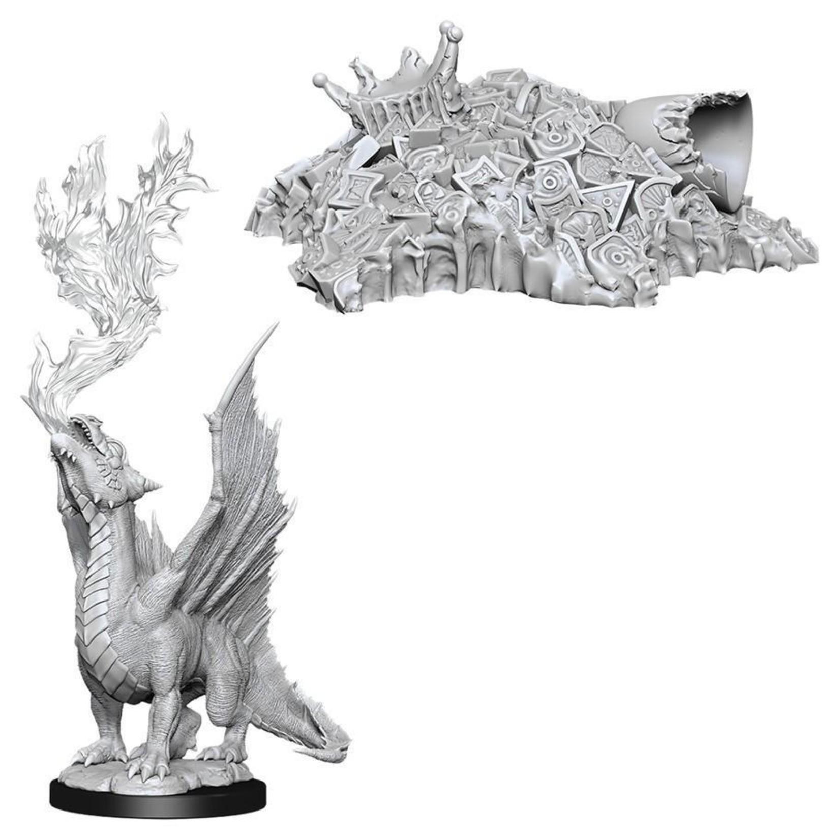 WizKids/Neca 90028 Nolzur's Gold Dragon Wyrmling