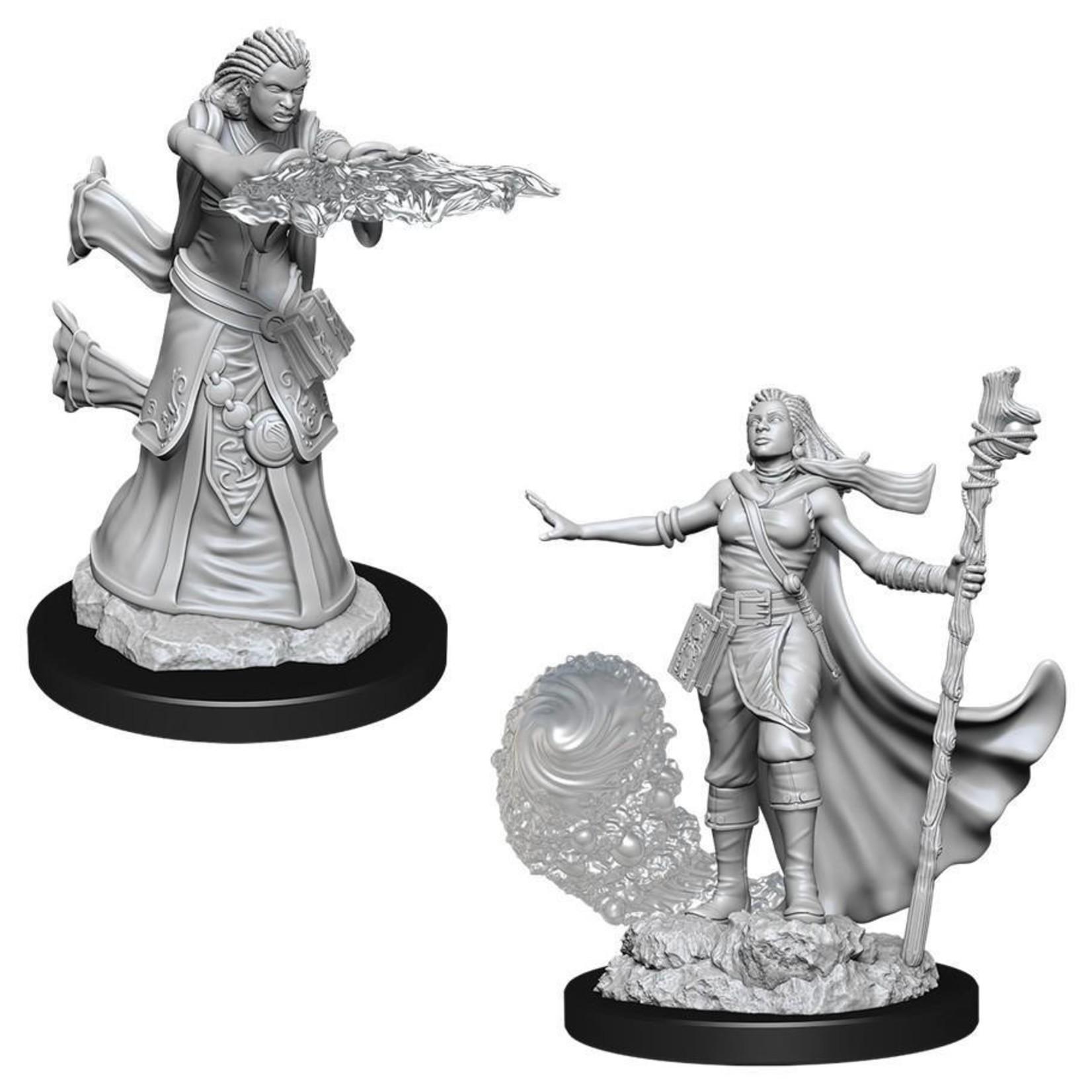 WizKids/Neca 90012 Nolzur's Female Human Wizard