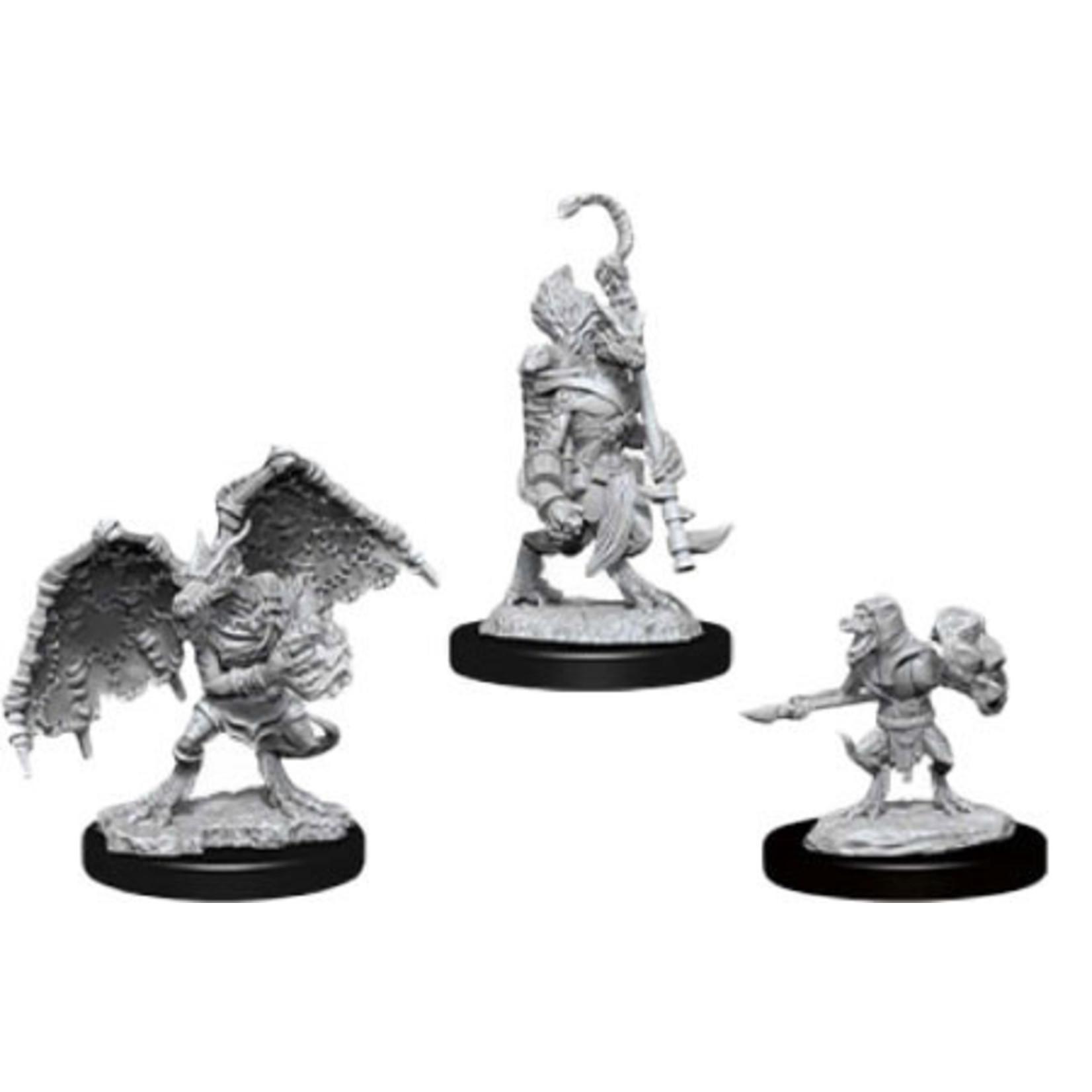 WizKids/Neca 90064 Nolzur's Kobold Inventor, Dragonshield & Sorcerer