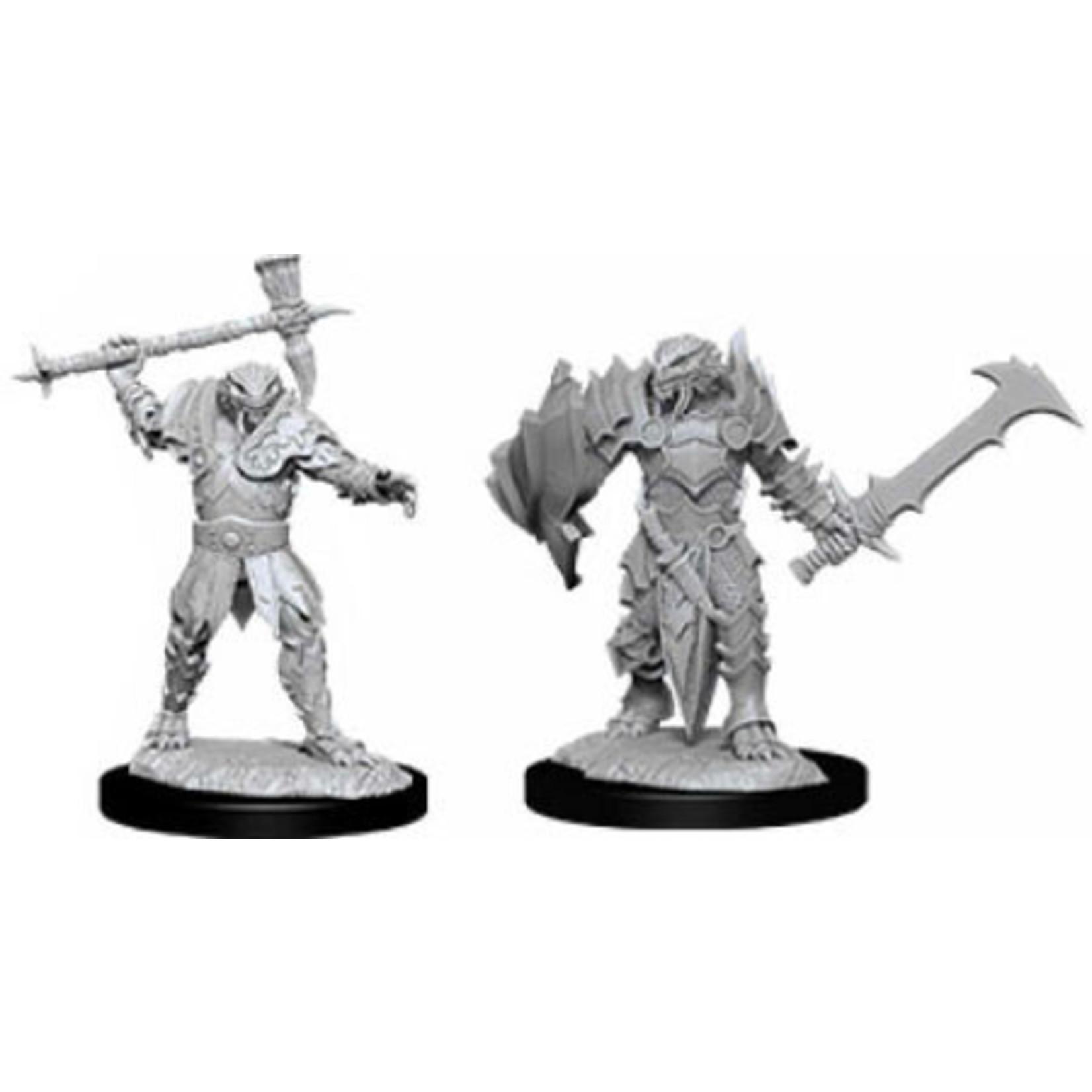 WizKids/Neca 90057 Nolzur's Male Dragonborn Paladin