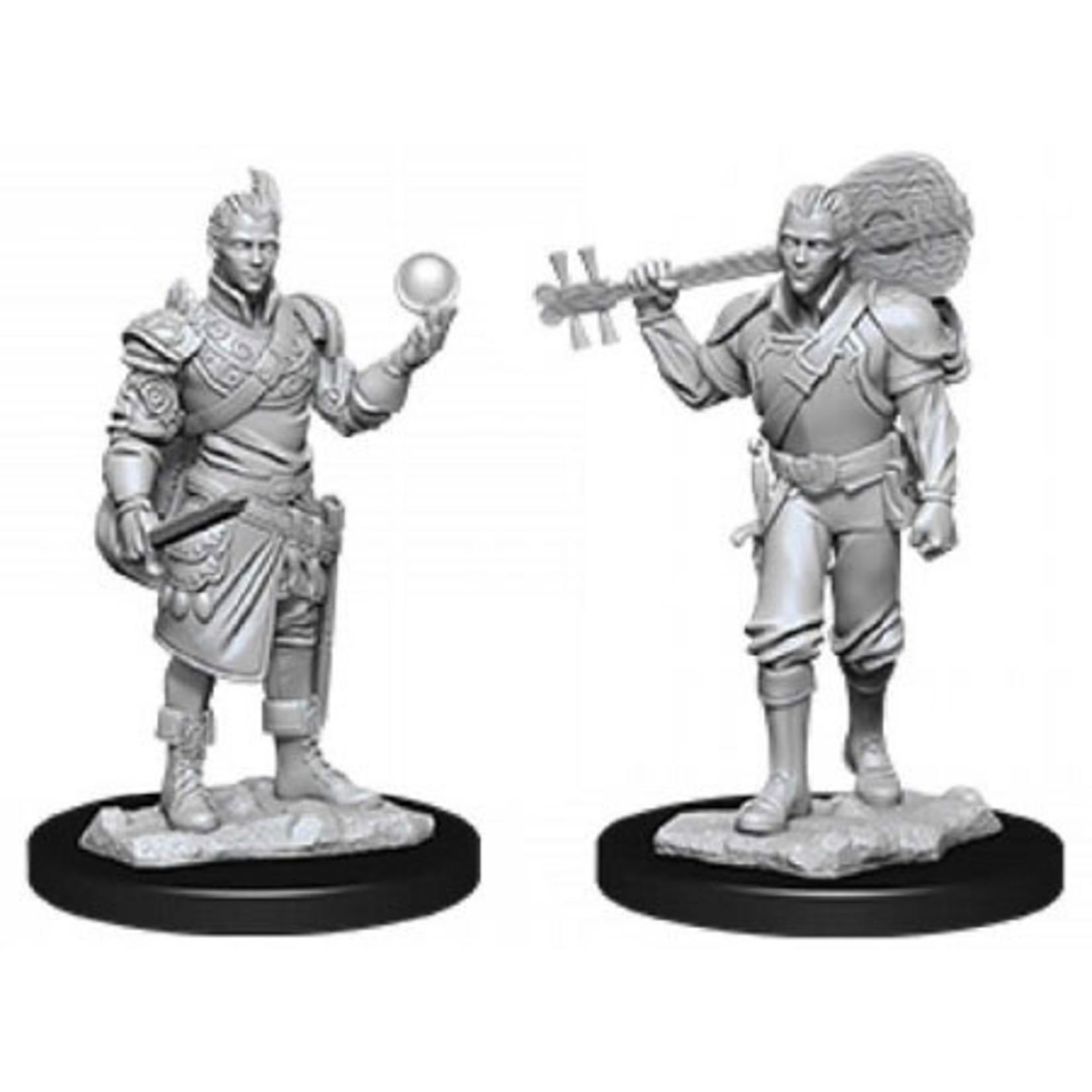 WizKids/Neca 90055 Nolzur's Male Half-Elf Bard
