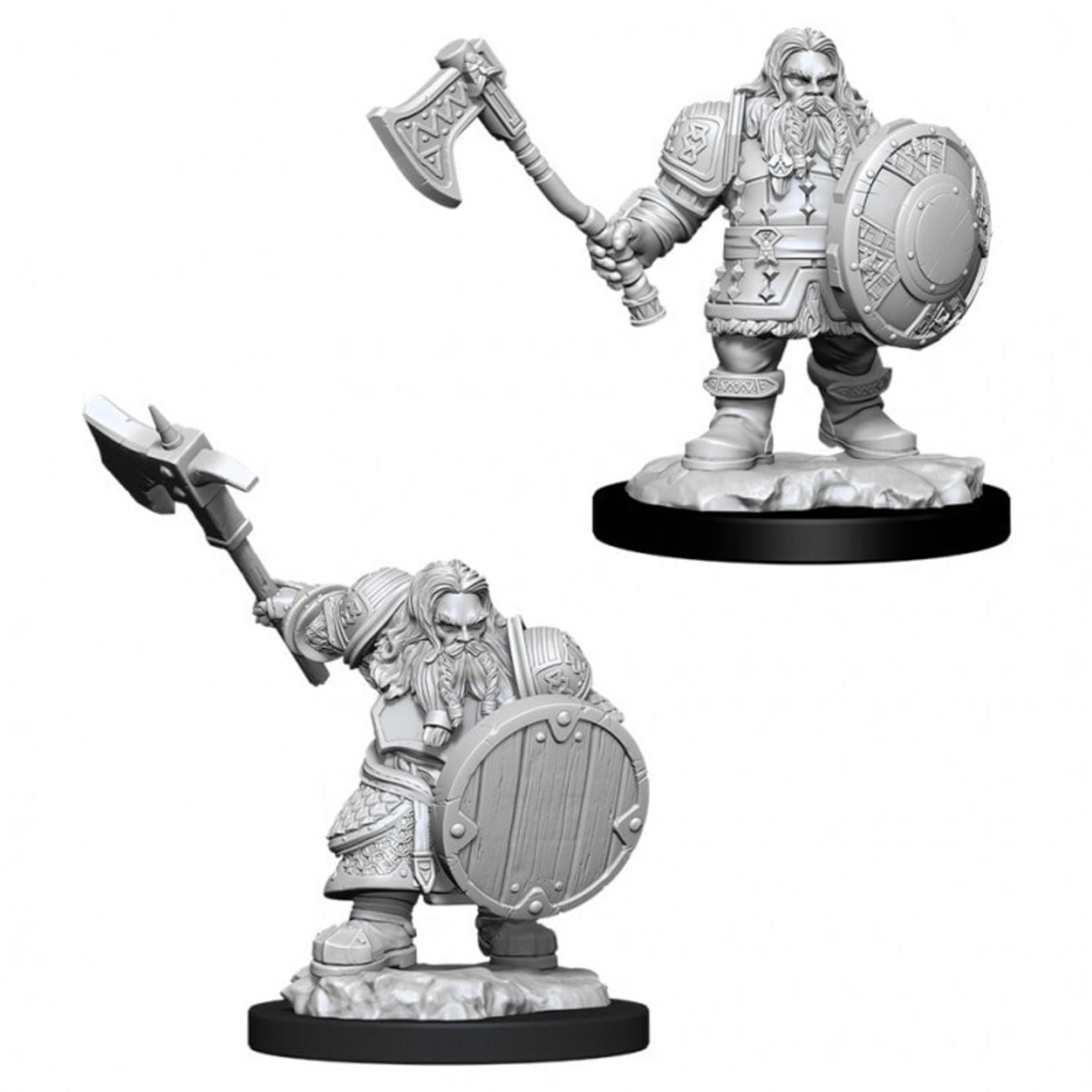 WizKids/Neca 90004 Nolzur's Male Dwarf Fighter