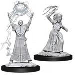 WizKids/Neca Nolzur's Drow Mage & Drow Priestess