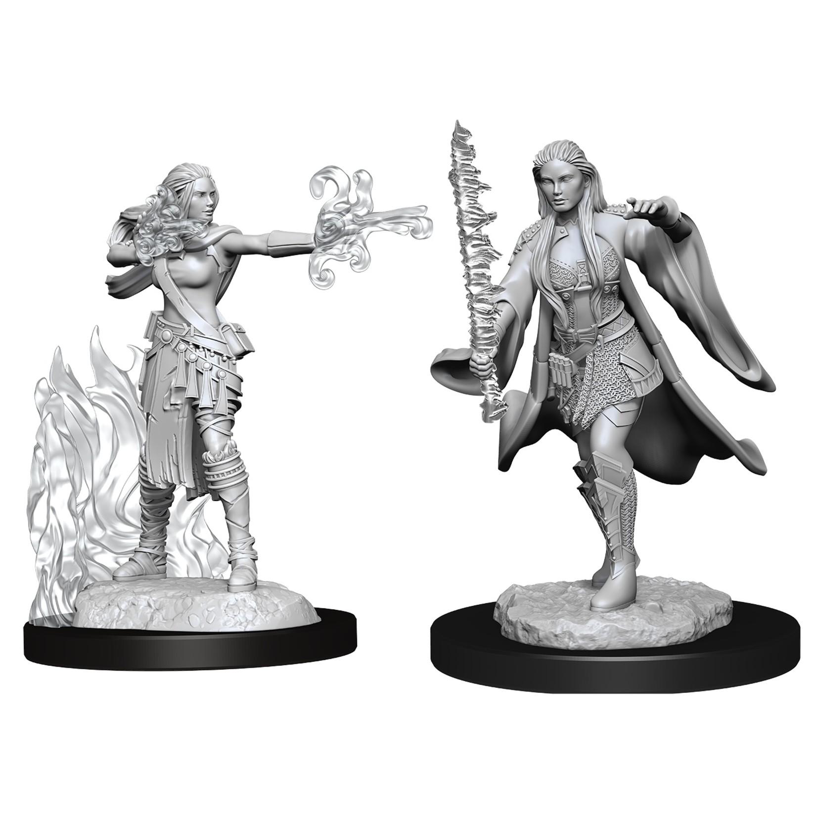 WizKids/Neca 90149 Nolzur's Multiclass Warlock + Sorcerer Female