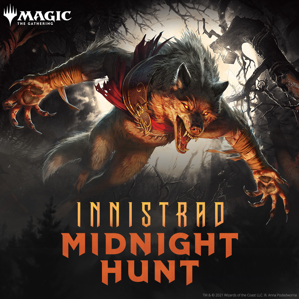 Innistrad: Midnight Hunt Prerelease this weekend!