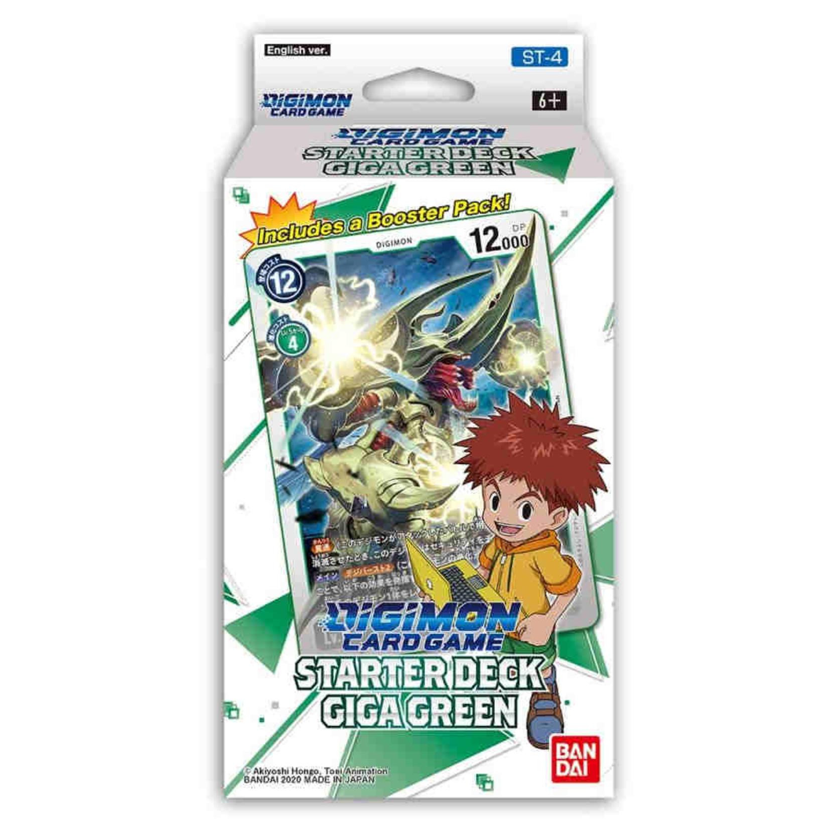 Bandai America, Inc. Digimon TCG Starter Deck Wave 2