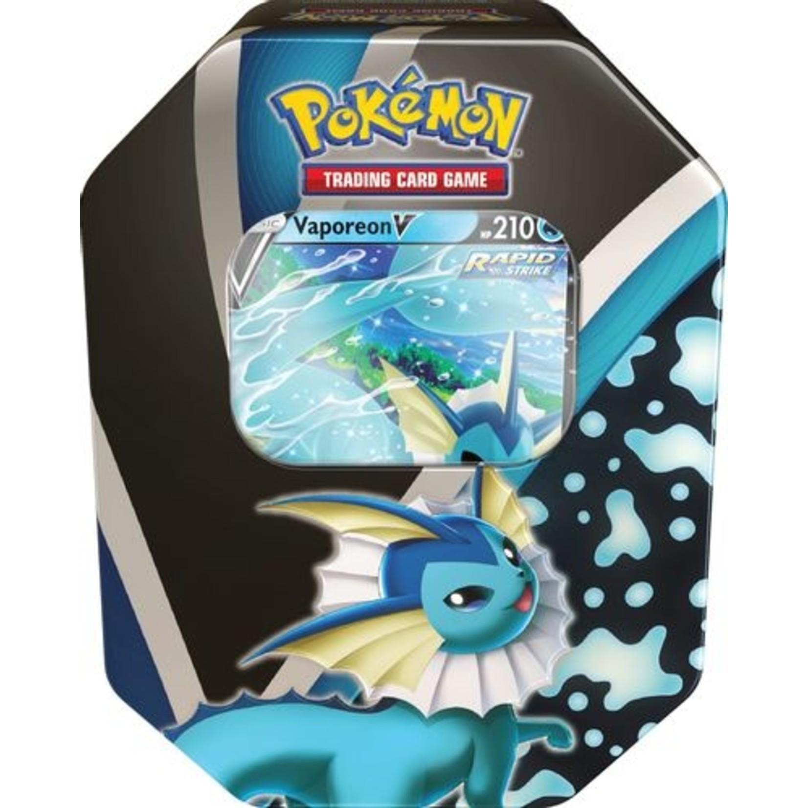 Pokemon Company International Eevee Evolutions Tin