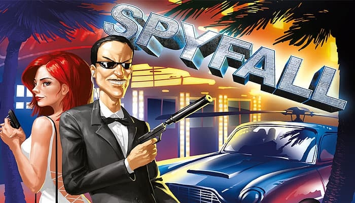 Spyfall Review!