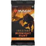 Wizards of the Coast Innistrad - Midnight Hunt Set Booster Pack