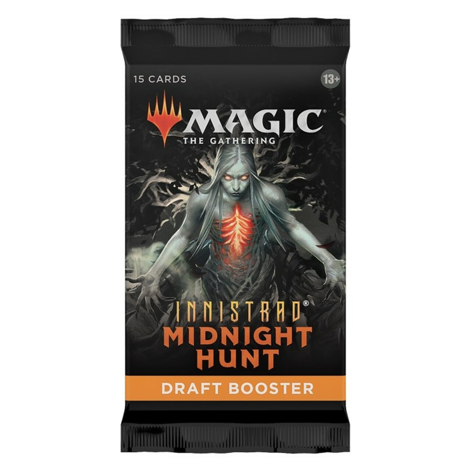 Wizards of the Coast Innistrad - Midnight Hunt Draft Booster Pack