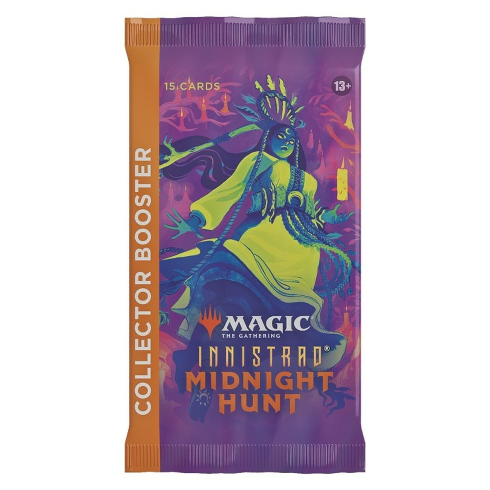 Wizards of the Coast Innistrad - Midnight Hunt Collector Booster Pack