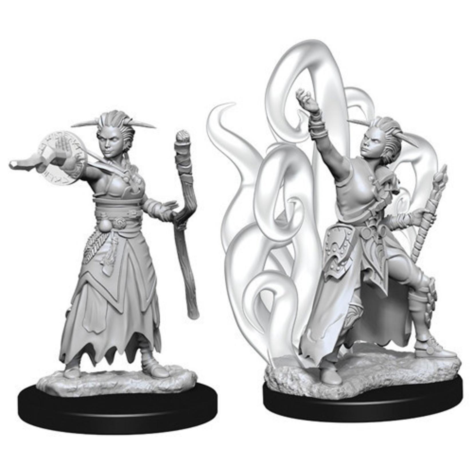 WizKids/Neca 73837 Nolzur's Female Human Warlock