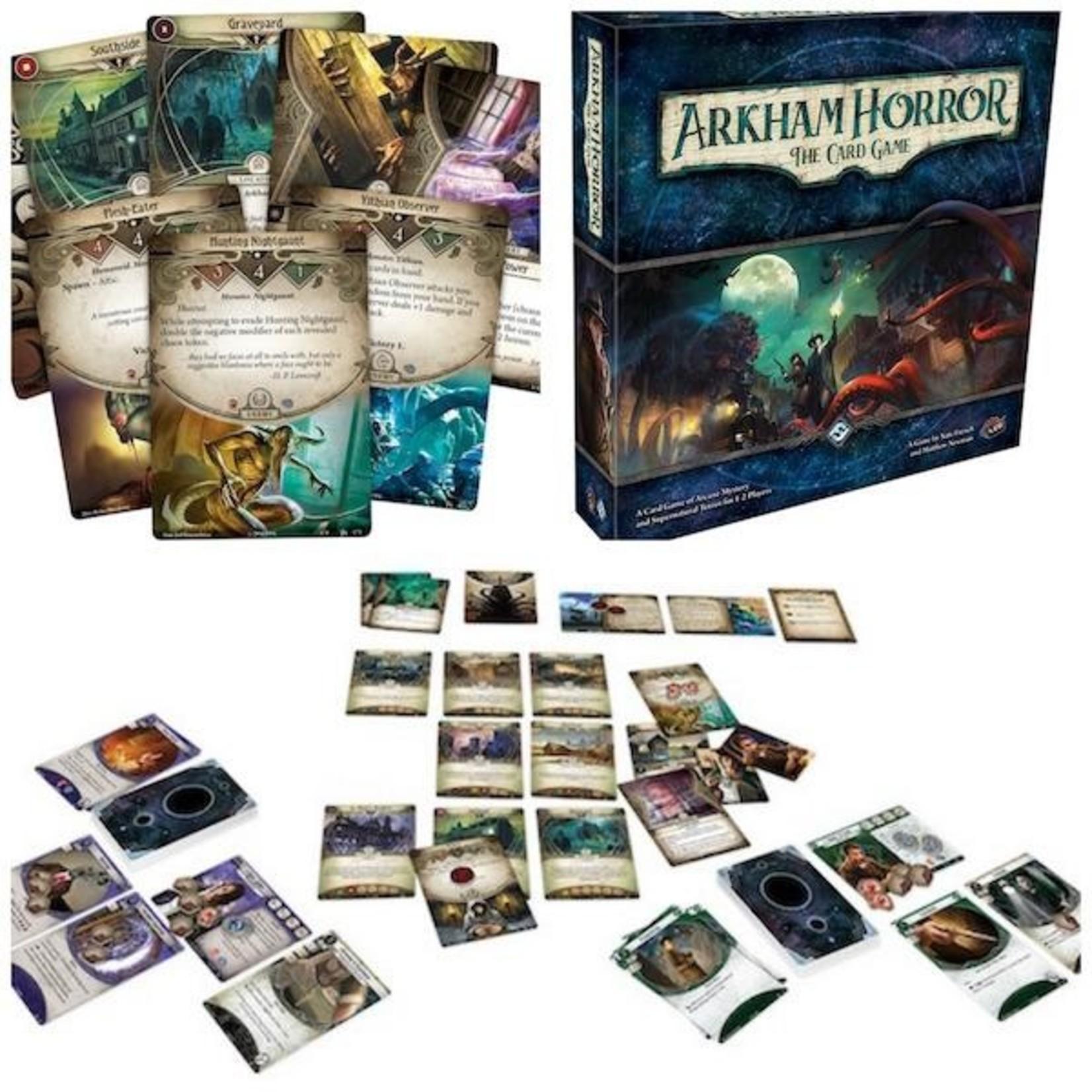 Fantasy Flight Publishing Arkham Horror The Card Game LCG: Core Set