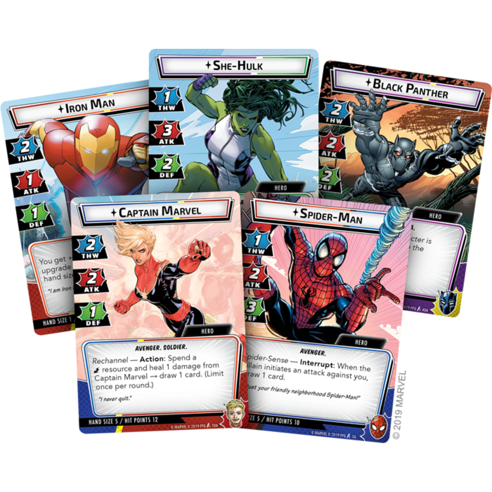 Fantasy Flight Publishing Marvel Champions LCG: Core Set