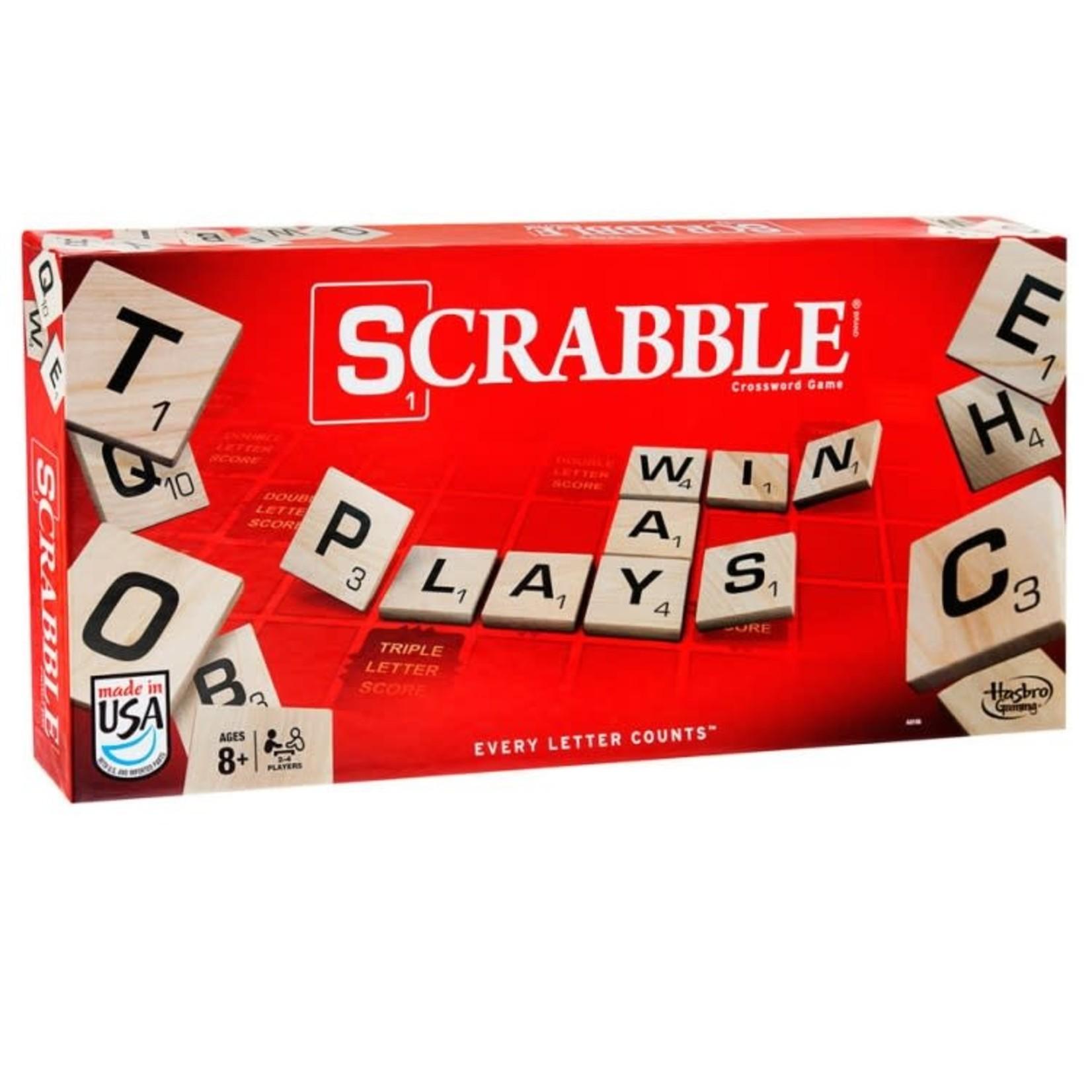 Hasbro Scrabble New Classic Edition