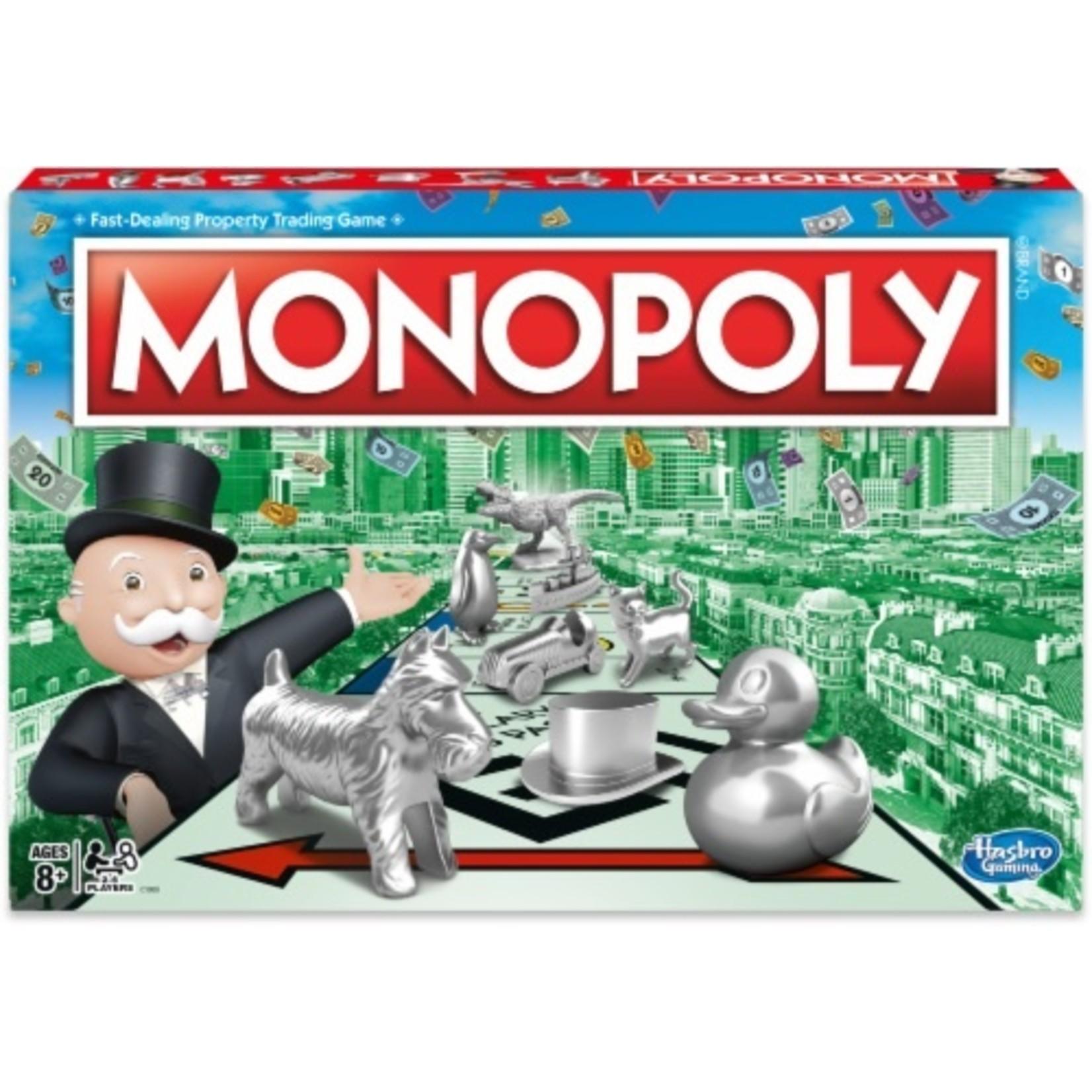 Milton Bradley Monopoly Classic Game