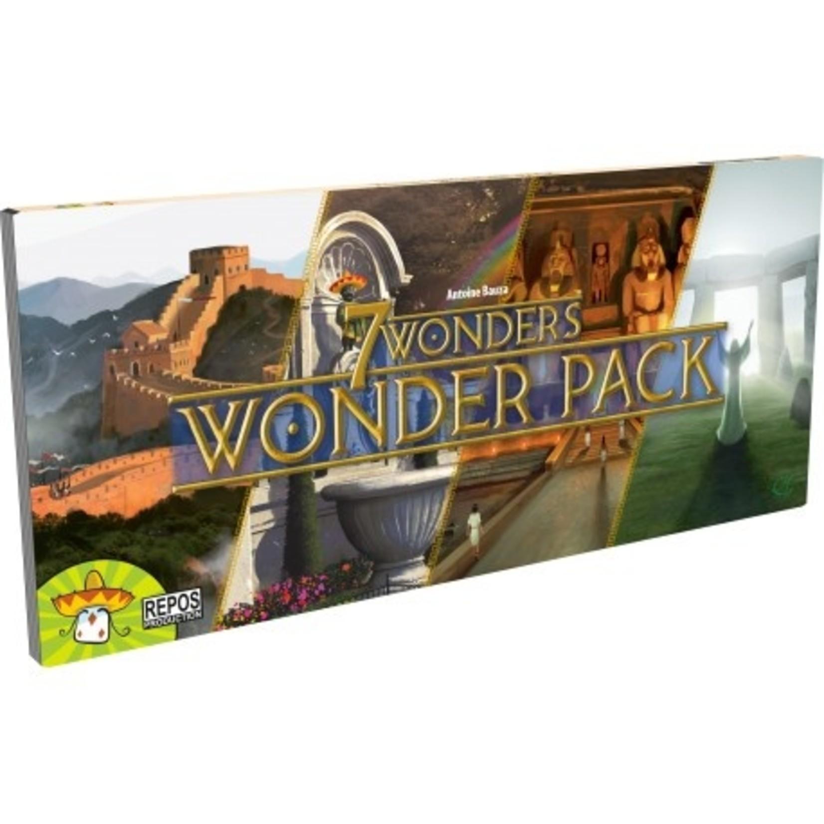 Asmodee 7 Wonders: Wonders Pack