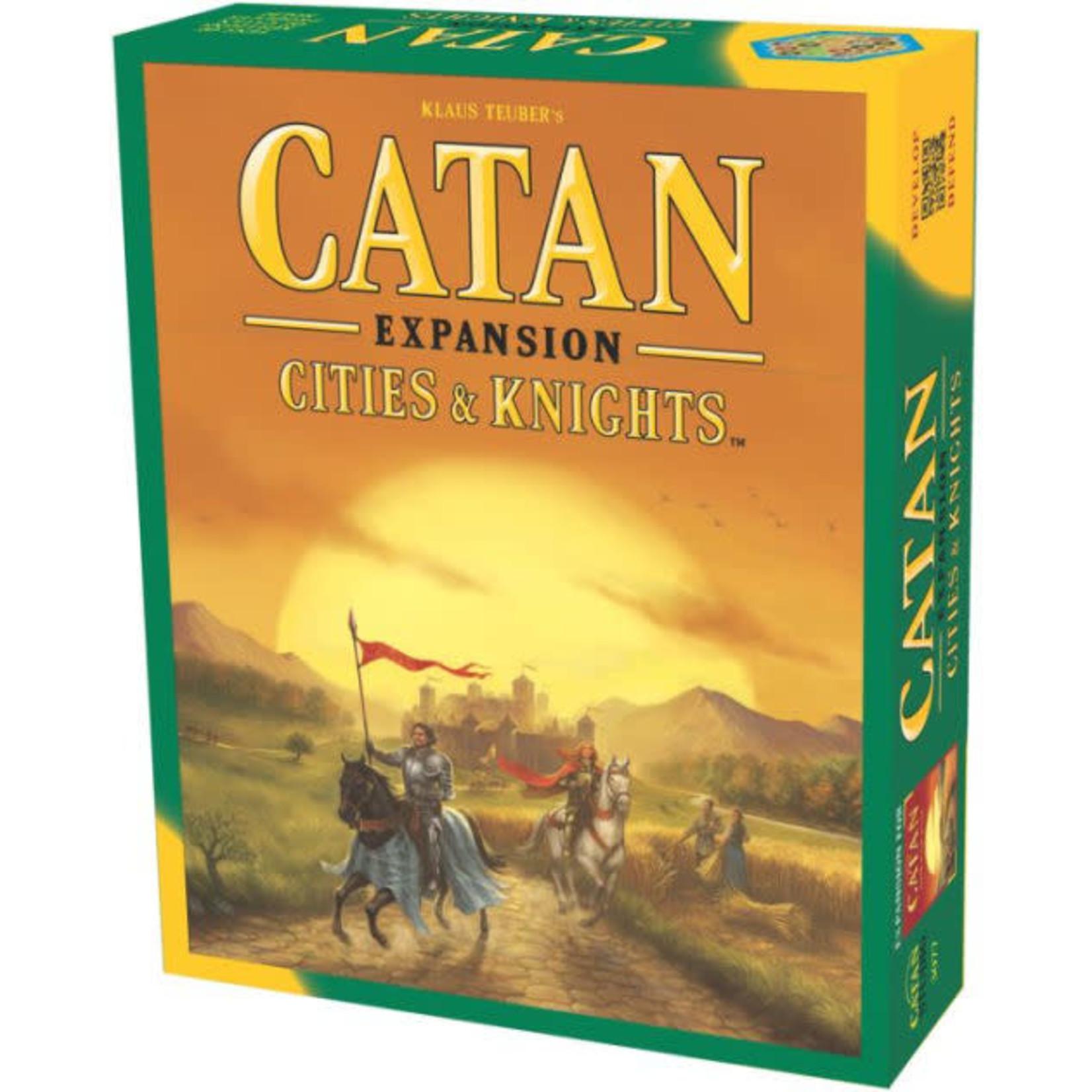 Catan Studios Inc. Catan: Cities & Knights Game Expansion