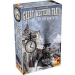 Stronghold Games Great Western Trail Rails to the North