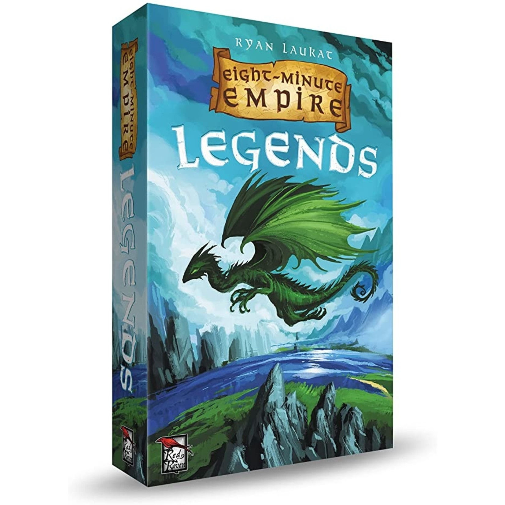 Red Raven Eight Minute Empire: Legends