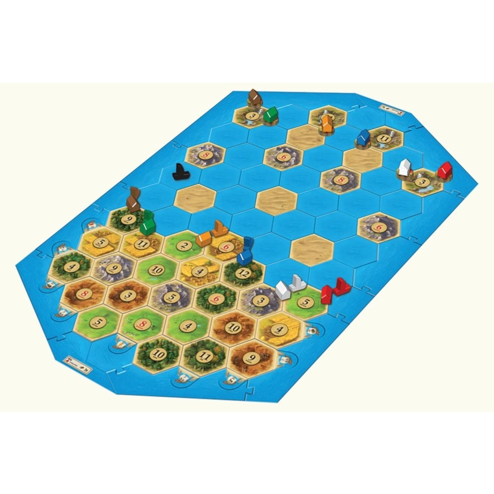 Catan Studios Inc. Catan: Seafarers 5-6 Player Extension