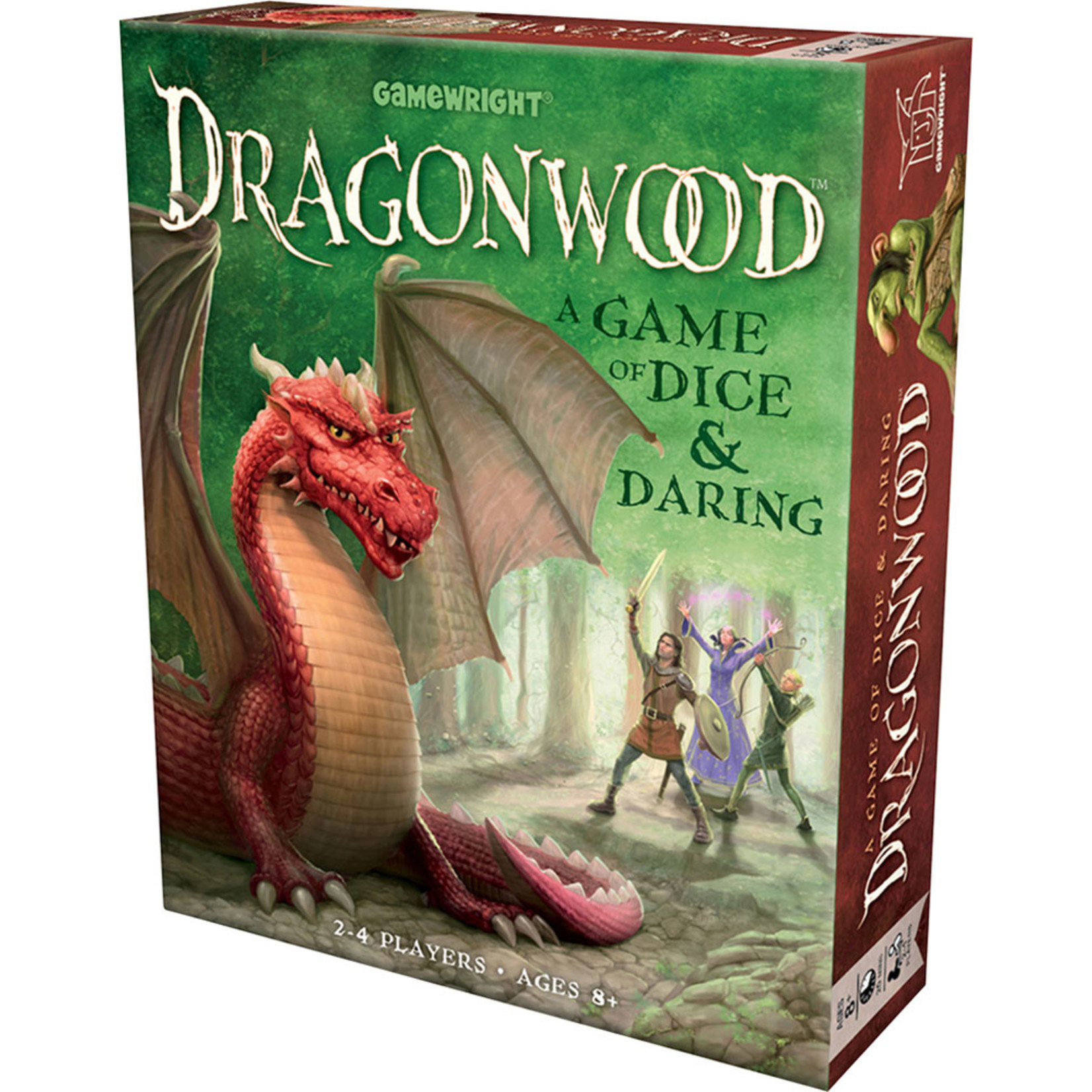 Gamewright Games Dragonwood