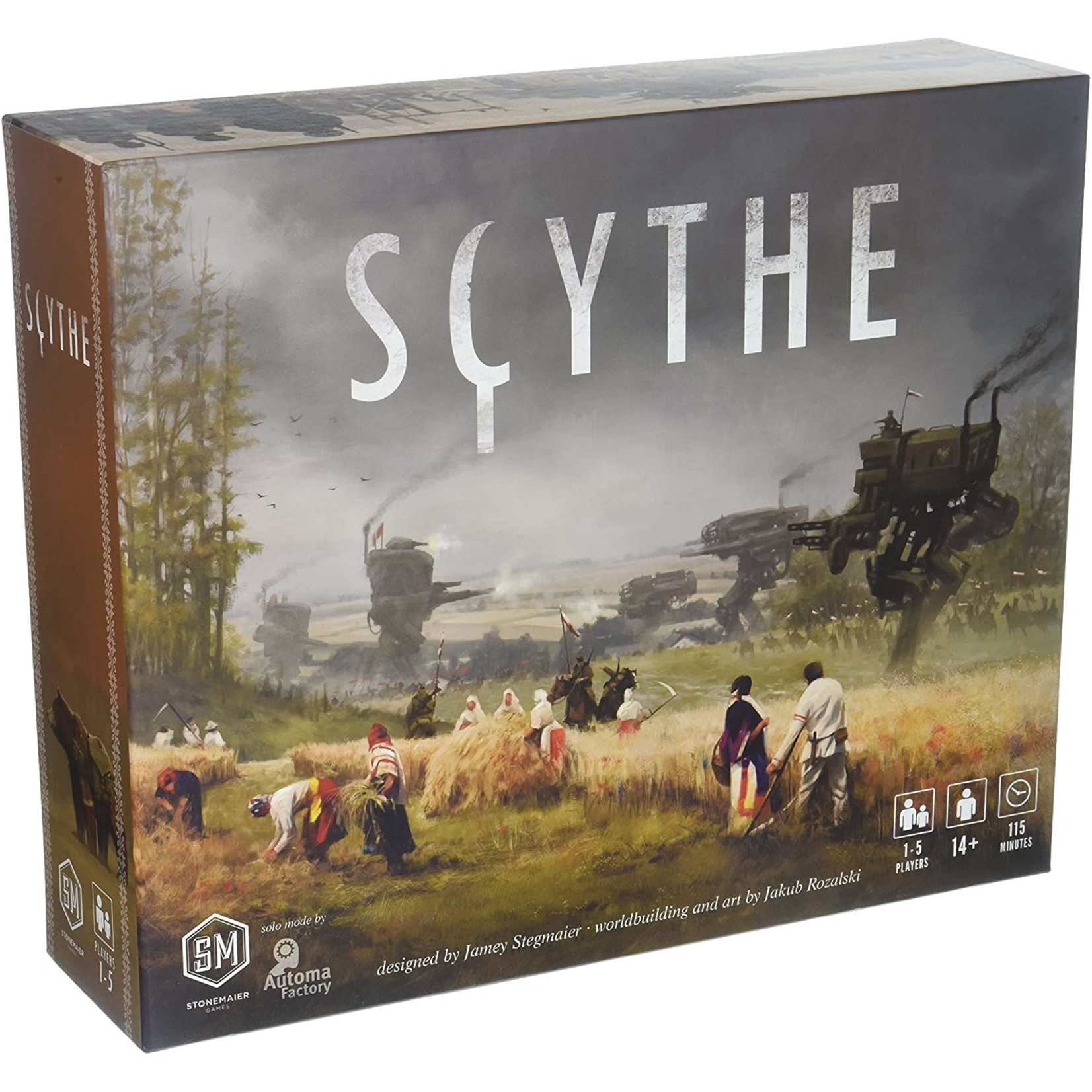Greater Than Games Scythe