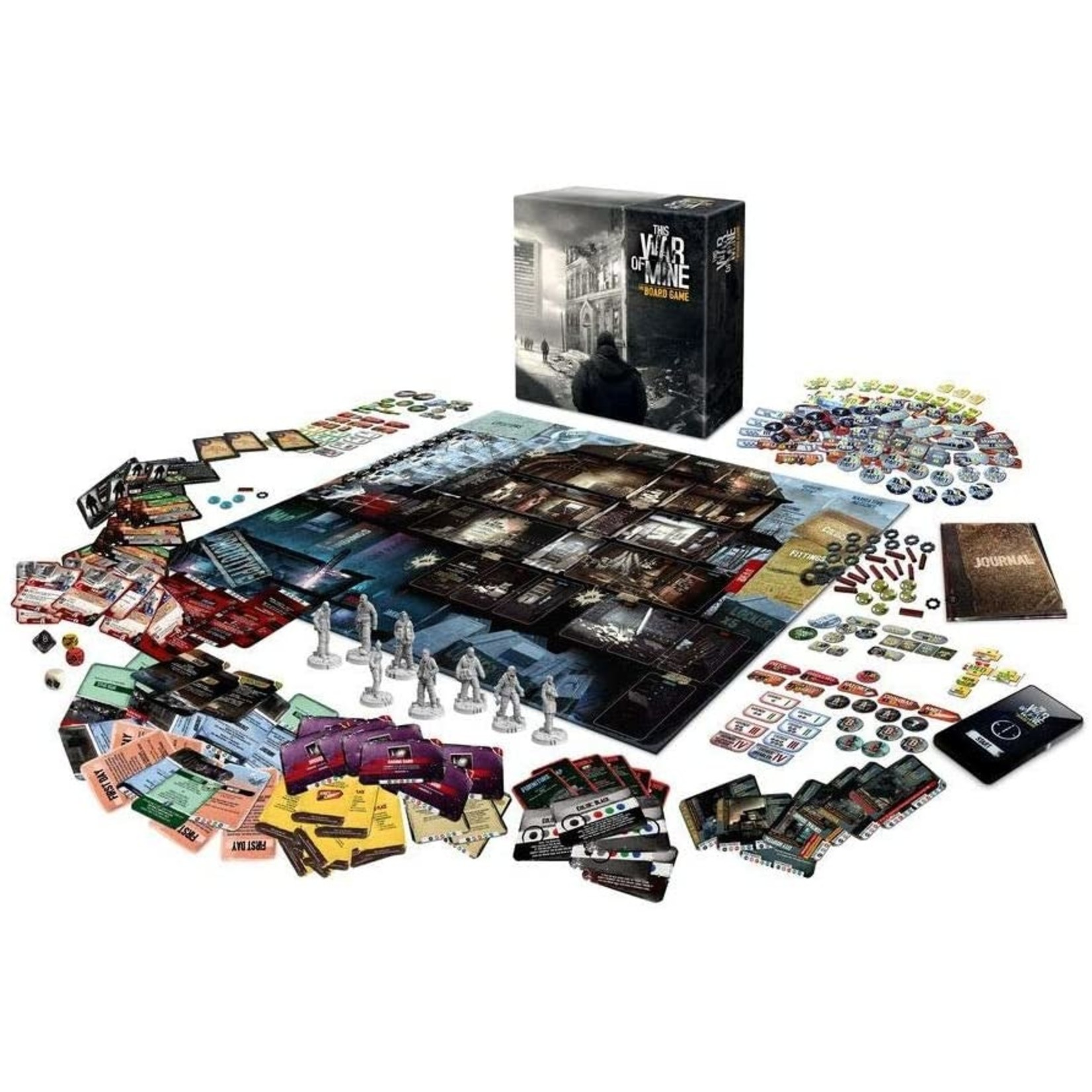 Ares Games SRL This War of Mine: The Board Game