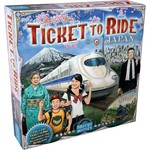 Days of Wonder Ticket to Ride:  Japan and Italy Map