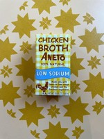 Aneto Low Sodium Chicken Broth