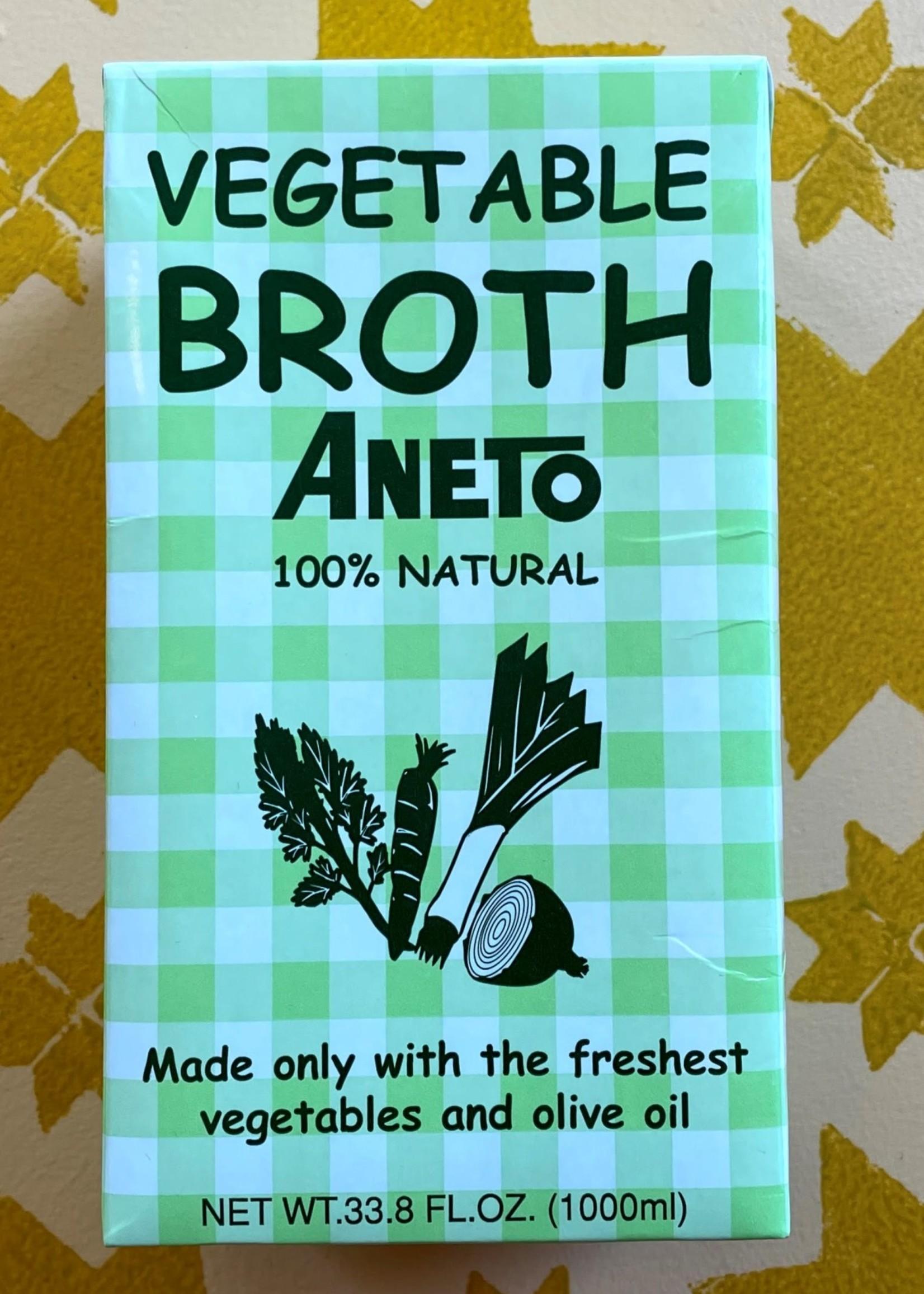 Aneto Vegetable Broth