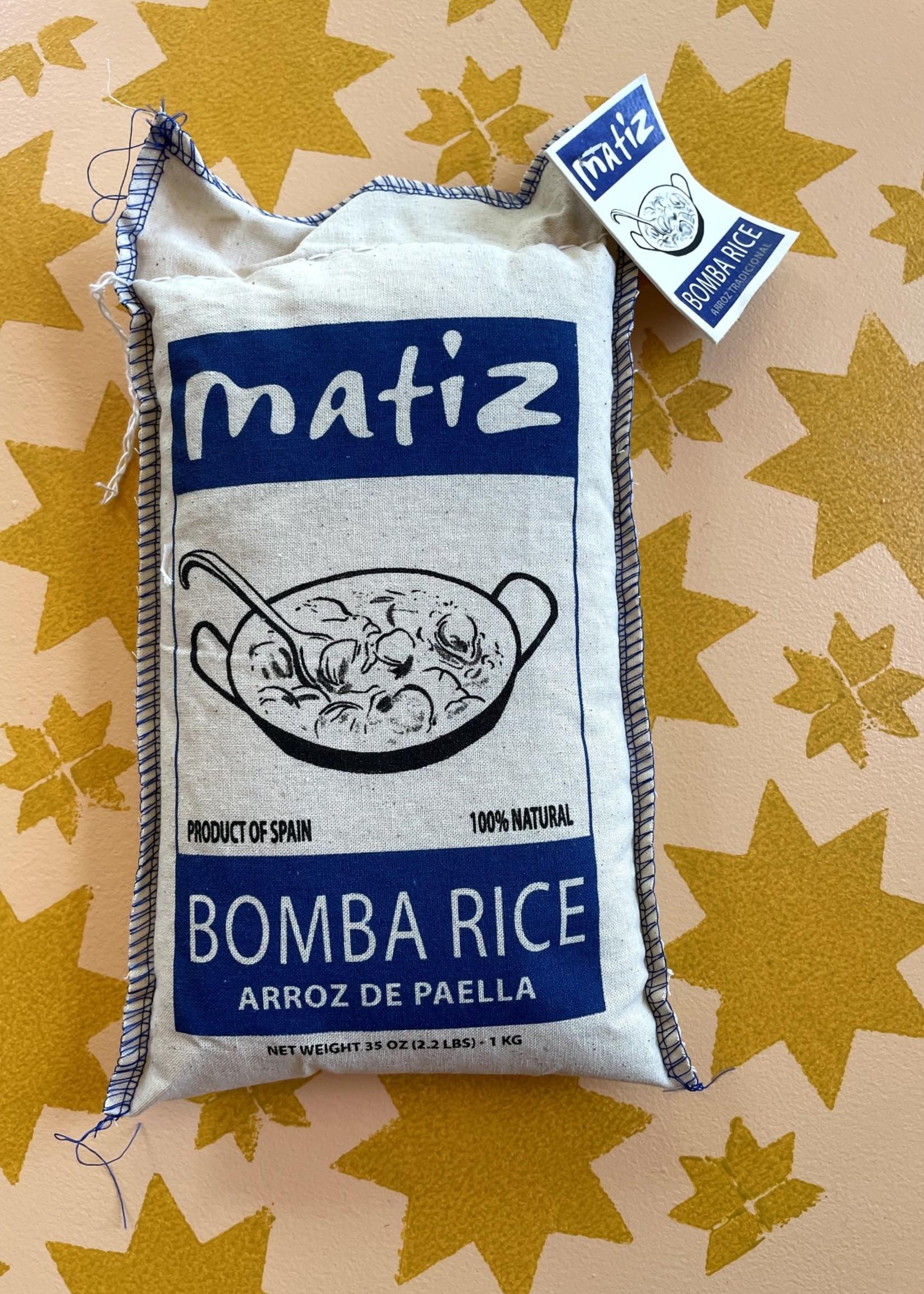 Matiz Bomba Paella Rice (2.2 lbs)