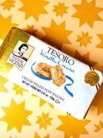 Tesoro Vanilla Cookies