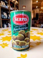 Serpis Anchovy Olives