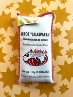 "Mitica Arroz ""Calasparra"" Paella Rice (2.2 lbs)"