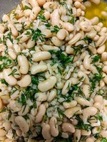Dilly Cannellini Bean Salad