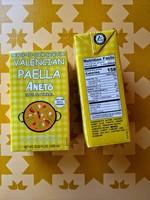 Aneto Valencian Paella Base