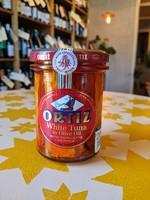 Ortiz White Tuna in Olive Oil with Espelette Pepper (7.76oz)